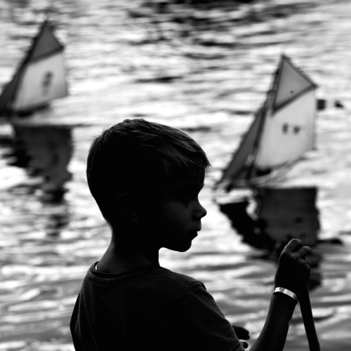 Achat photo A young sailor